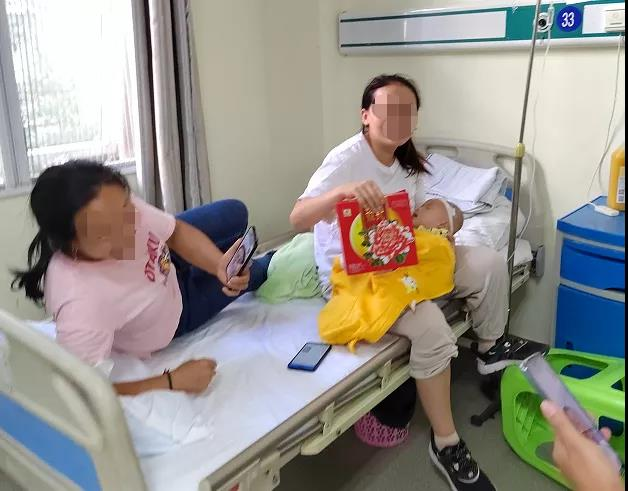 中秋医患共度佳节|北京专家会诊遇上中秋节,贵阳颠康医院为医患送月饼寄祝福